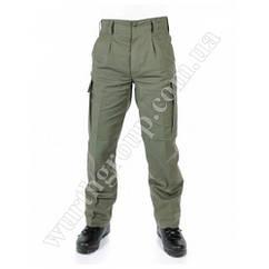 Мужские брюки BW Bundeswehr Moleskinhose Original Wurth