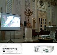 Акция! Аренда Мультимедиа-проектора NEC NP200G  -30%