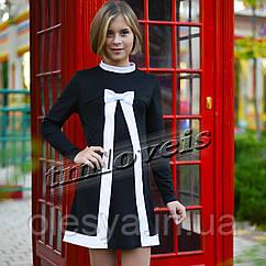 Школьное подростковое платье Лана 140