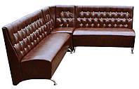 Модульный диван с пуговицами, фото 1