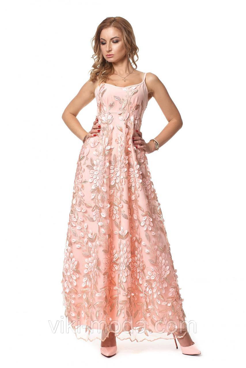 Вечернее платье-сарафан в пол  продажа, цена в Киеве. платья женские ... 074fc1881cc