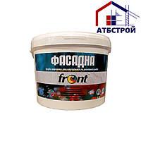 Водоэмульсионная акриловая краска Front (Фронт) Фасадная (7 кг)