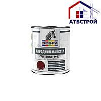 Грунтовка Народный мастер ГФ-021 серая (2,8 кг)