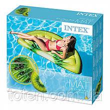 Надувний матрац Матрац Intex 58764 «Ківі» 178х85 см