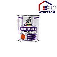 Эмаль алкидная Народный мастер ПФ-115 белый-гялнец (2,8 кг)