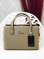 Сумка Dior midi big копия люкс