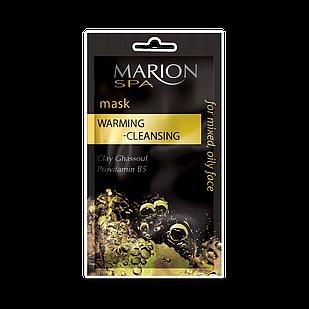 Unice Marion Зігріваюча-очищаюча маска для обличчя 4109005  Spa Mask warming-cleansing
