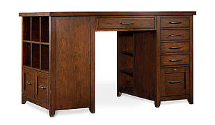 """Офисный стол """"Дортмундт"""" из массива дерева"""