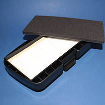 HEPA фильтр под колбу для пылесоса Zelmer 11006857 (ZVCA335S, A601214070.0), фото 3