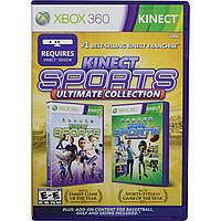 Игра xbox 360 Kinect Sports. Ultimate Collection регион NTSC