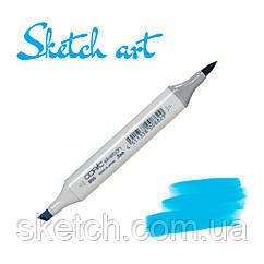 Copic маркер Sketch, #B-06 Peacock blue (Насичено-блакитний)