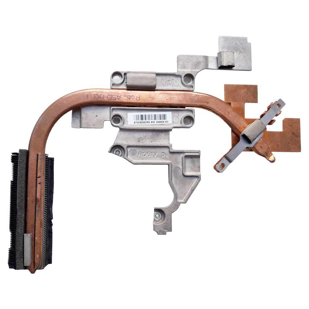 Трубка охлаждения + вентилятор для ноутбука Acer PEW76