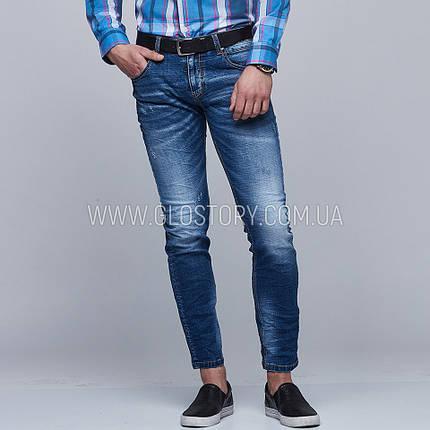 Стильные джинсы для мужчины Glo-story , фото 2