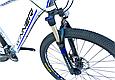 """Горный велосипед WINNER DRIVE 27,5"""" Белый 2018, фото 3"""
