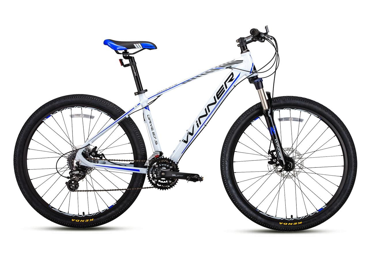 "Горный велосипед WINNER DRIVE 27,5"" Белый 2018"