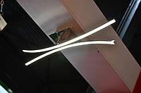 Люстра  SMD LED 16W 4000K хром 1211Lm 110-240V