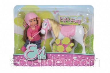 Кукольный набор Еви и пони, 3+