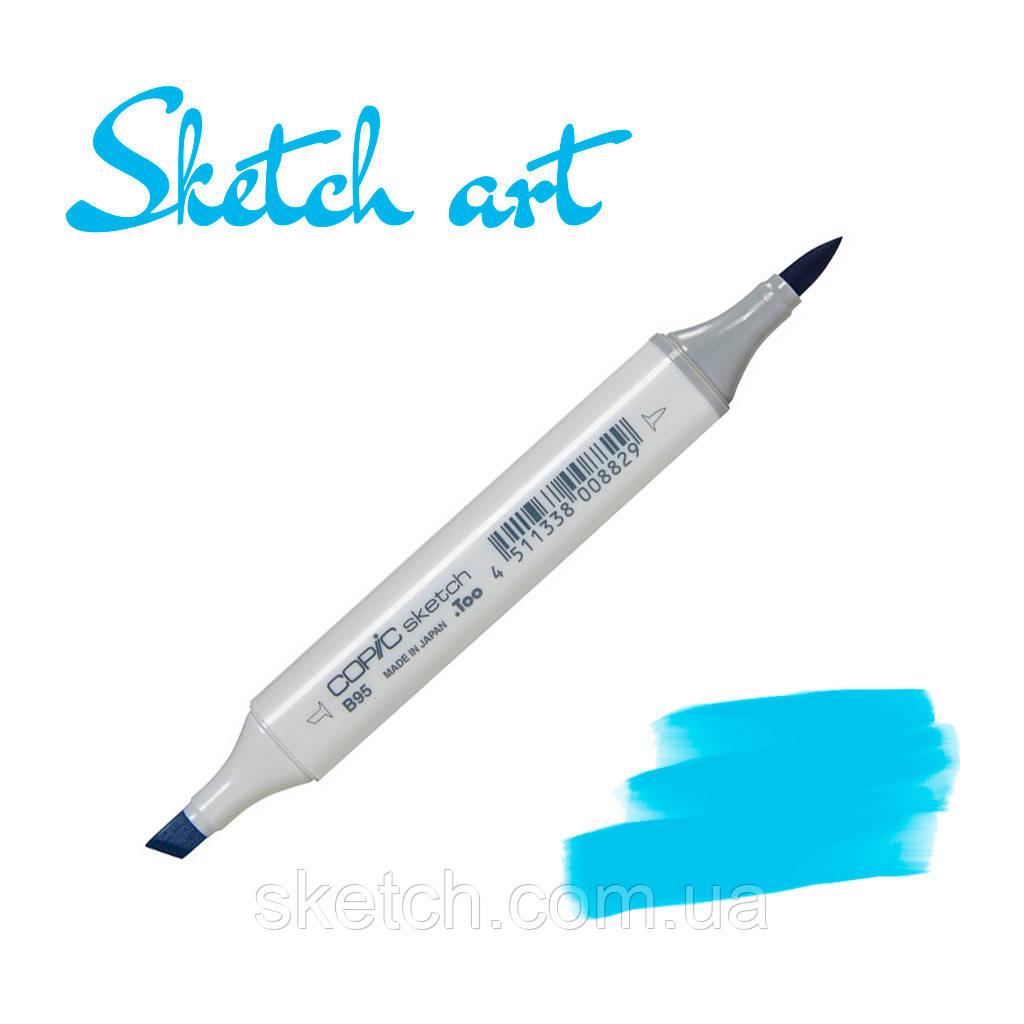 Copic маркер Sketch, #B-16 Cyanine blue