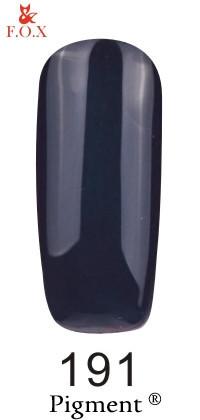 Гель-лак Pigment F.O.X. 191  6мл. и 12мл.