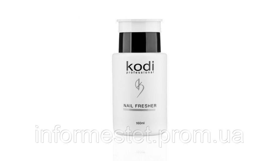 Обезжириватель Kodi Professional Nail fresher 160мл.
