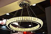 Люстра SMD LED 30W хром 4000K 900Lm 180-260V
