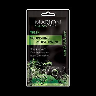 Unice Marion живильно-зволожувальна маска для  обличчя 4109008  Spa Mask Nourishing-Moisturising