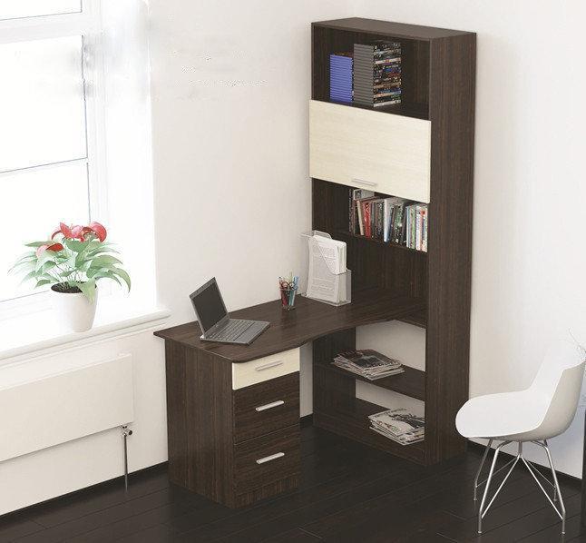 Компьютерный стол Гранд (1320х800х2100)