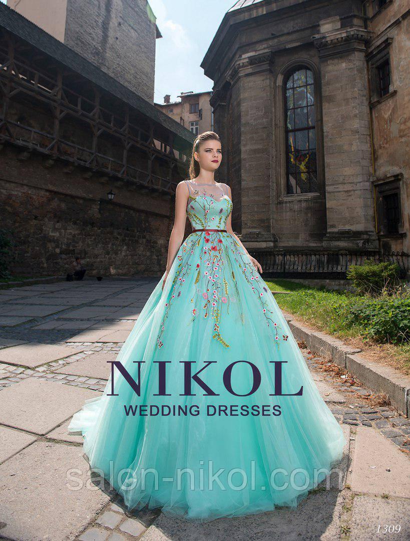 Вечернее,выпуское платье 1309