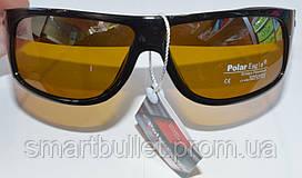 Очки антифары для водителей Polar Eagle с отражающей полосой