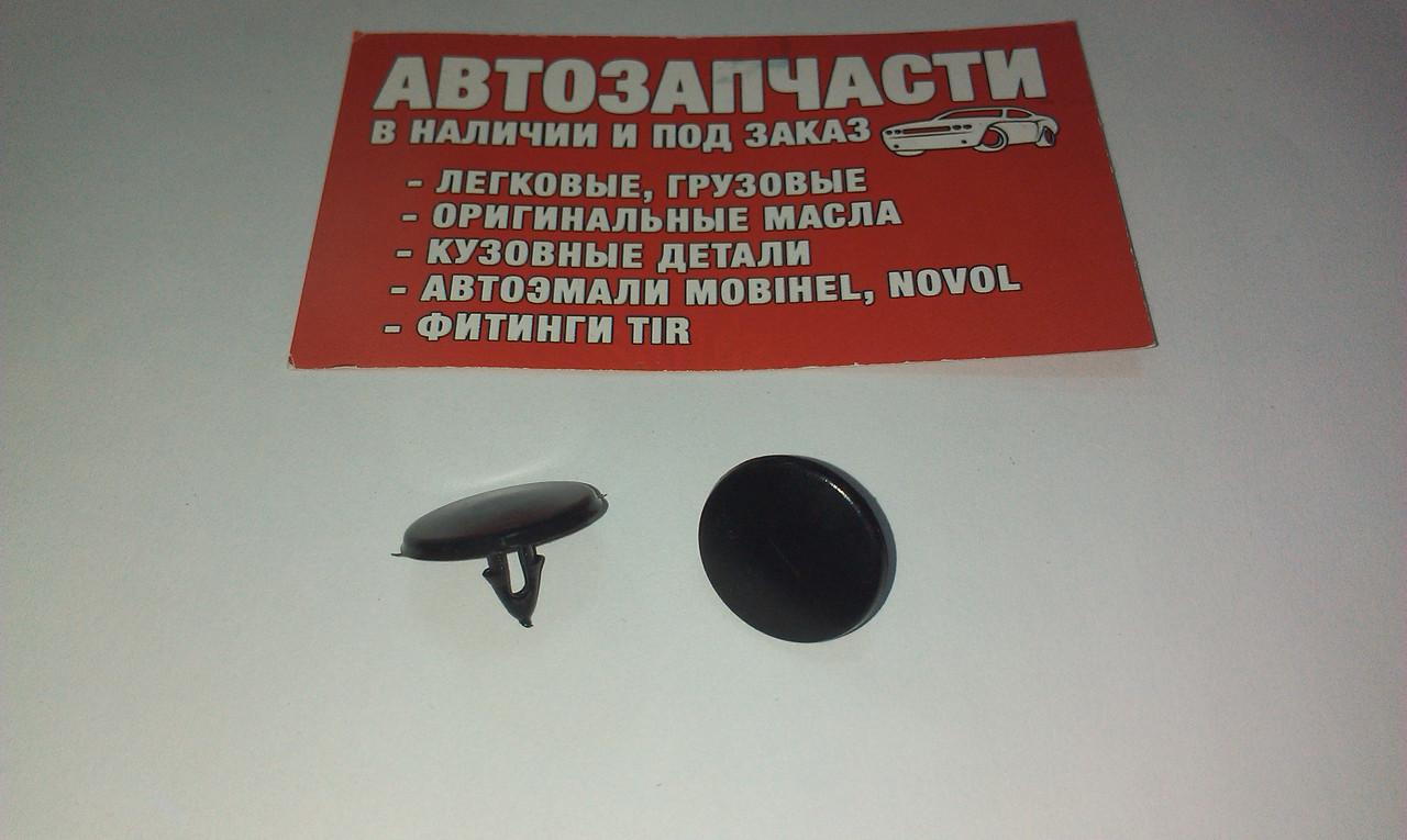Клипса капота Д=4 ВАЗ 2101-2107 черная