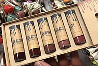 Набор матовых помад  kkw kylie matte 6 штук