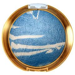 Тени LDM Голубые Запеченные, Зебра Большая  Тон 02