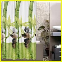 Шторка для ванной комнаты Jackline Bamboo