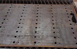 Плазменная резка металла на станке с ЧПУ, фото 3