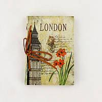 Блокнот - Лондон