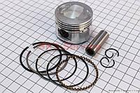 Поршень, кольца, палец к-кт 47мм-80cc+0,25 для китайских 4-х тактных скутеров