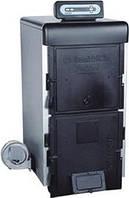 Чугунный твердотопливный котел Demrad Solitech Plus 7F 65 кВт. (турбовентилятор + эл. управление)