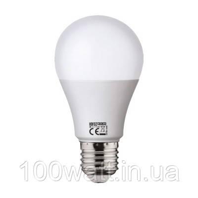 Лампа А60 SMD LED 10W 4200K E27 900Lm 220-240V EXPERT-10 димируемая