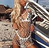 Женский купальник с чашечками. Ф-2-0418, фото 2