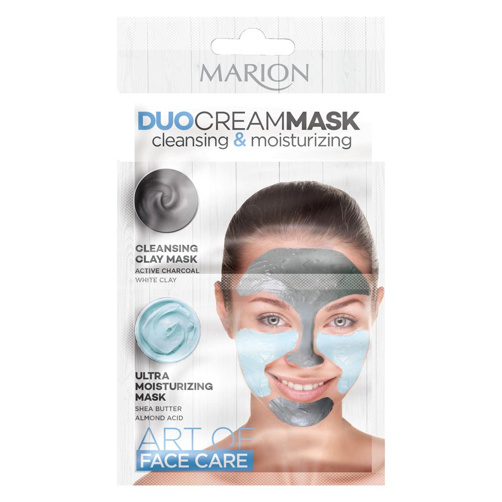 Unice Marion Очищувальна маска з глини (Мультимаска 2 в 1) 4109021 44,99 грн.