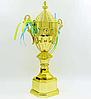 Кубок спортивный с ручками WILL 41см, фото 2