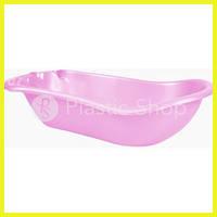Детская ванночка розовая