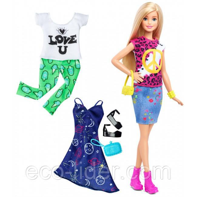 """Набор Barbie """"Модница"""" с одеждой"""