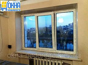 Пластиковые окна Бортничи, фото 3
