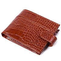 Мужское портмоне кожаное коричневое Eminsa 1027-4-2