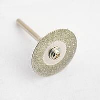 Диск алмазний 50 мм для гравера, бормашинки, дремел (Dremel)