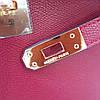 Люкс-копия Эрмес_Kelly красная, 32 см, стандарт, фото 5