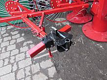 Грабли для мототрактора Солнышко 3, фото 3