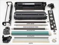Восстановление картриджа HP CP1215, CP1515, CM1312 (CB540A / CB541A / CB542A / CB543A)