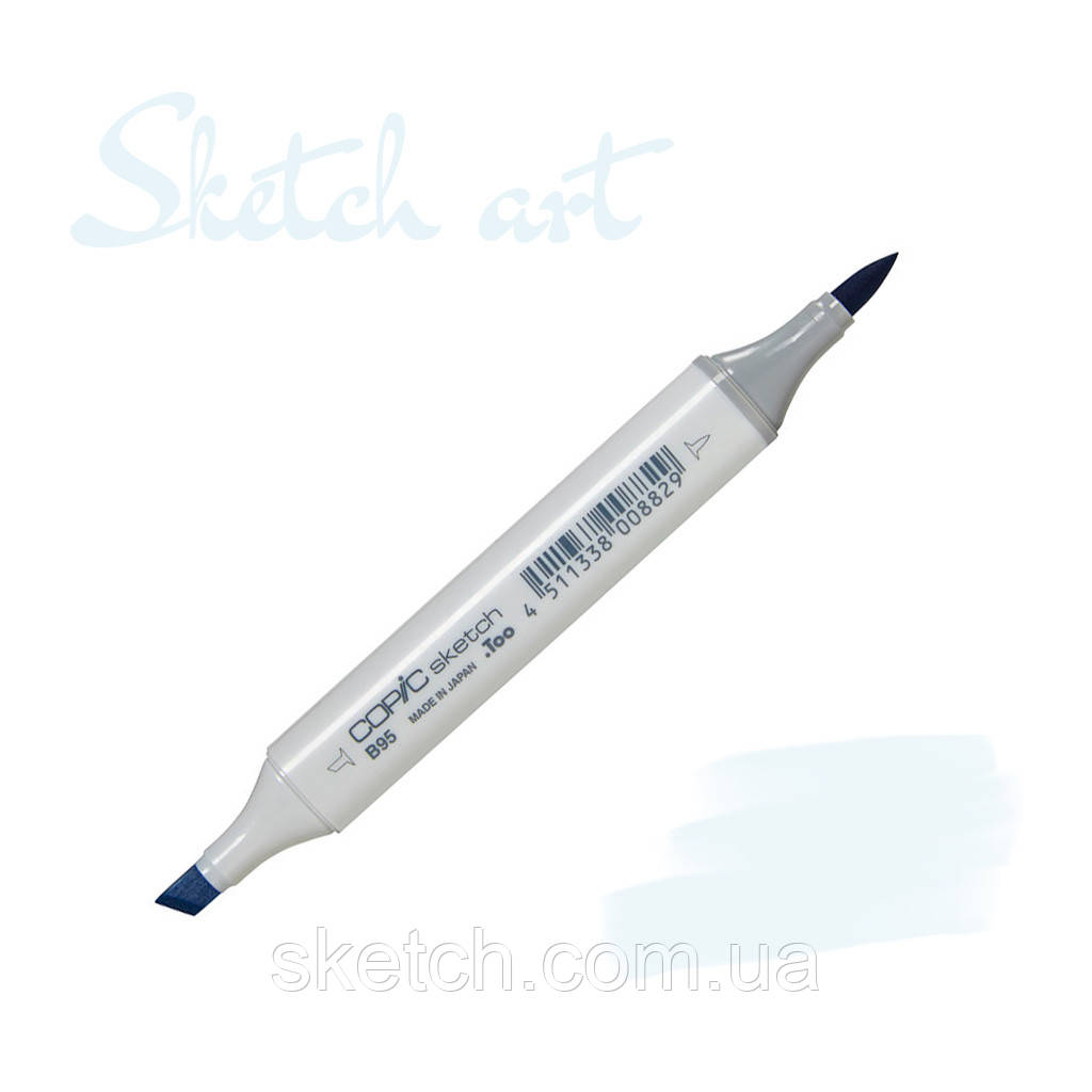 Copic маркер Sketch, #B-32 Pale blue